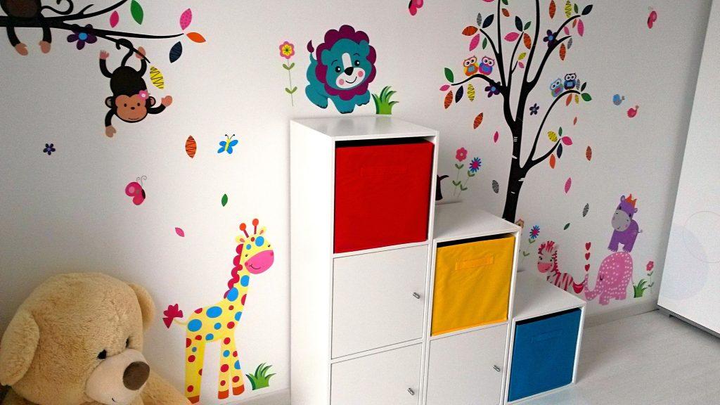 stickers décoration murale enfant